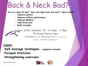 back&neck