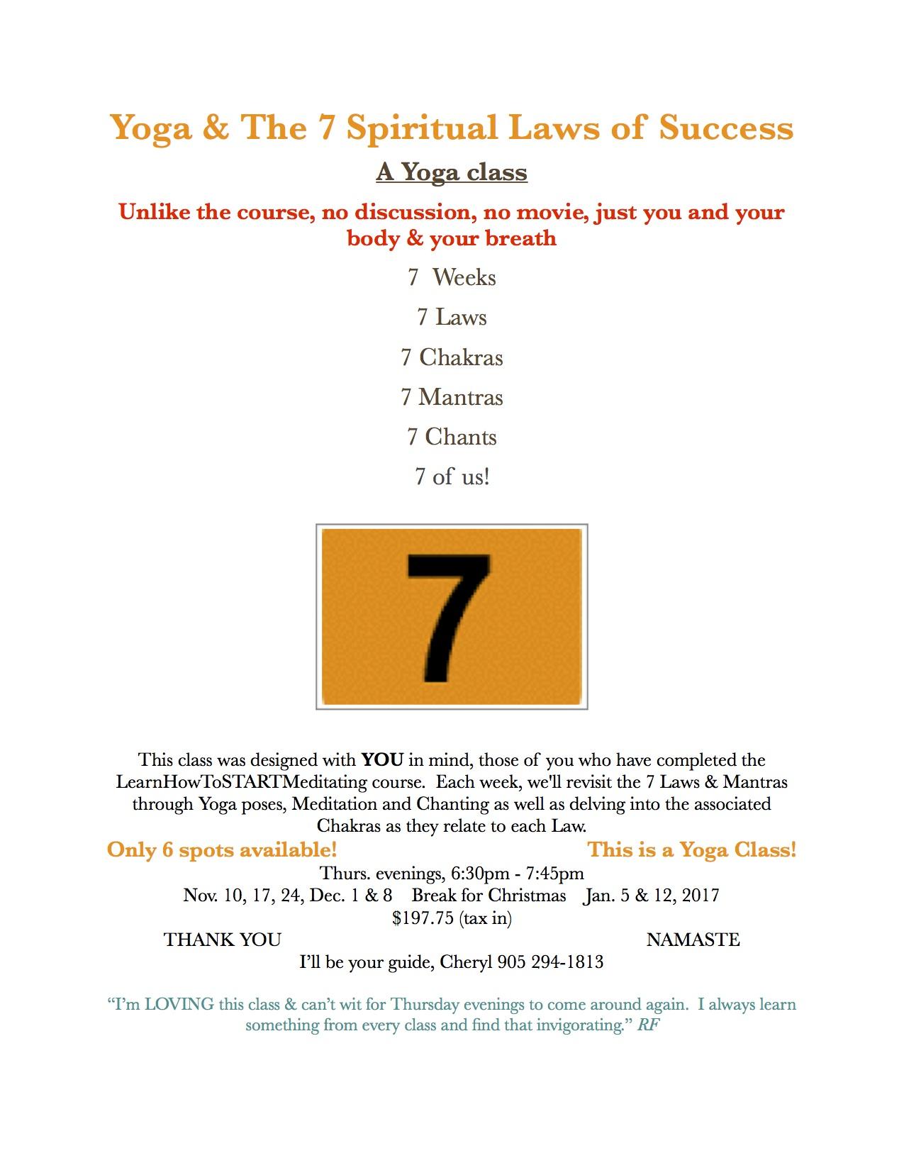 Yoga&The7SLOS
