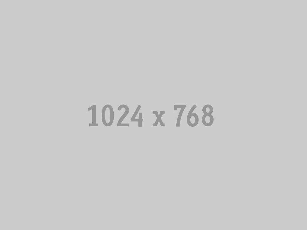 Grey rectangle template of size 1024 by 768 pixels.