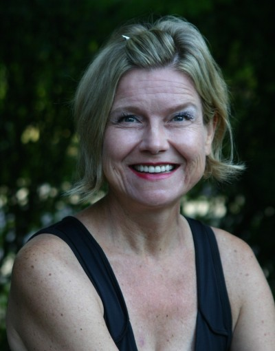 A photo of Annetta Vanderveen, a trainer at Forward Motion Yoga.