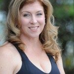 A photo of Kristine Downes, a trainer at Forward Motion Yoga.