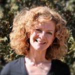 A photo of Morag Donald, a trainer at Forward Motion Yoga.